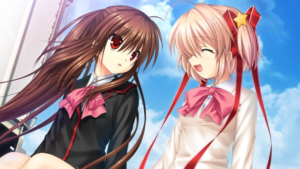 Best Story   Little Busters! English Edition