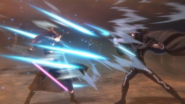 Sword Art Online: Fatal Bullet | Kirito Mode 2