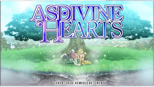Asdivine Hearts | boxart