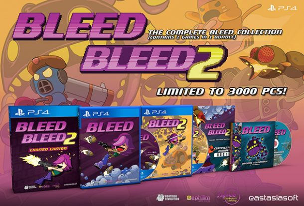 Bleed Limited Edition