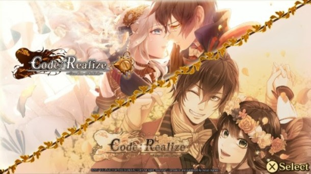 Code: Realize | Select Menu
