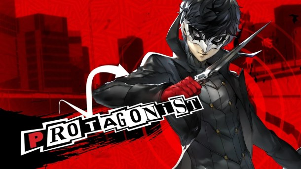 Persona 5 Protagonist Hottest Guy