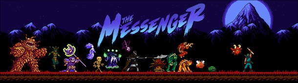 The Messenger | Header