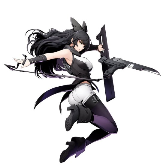 BlazBlue Cross Tag Battle Blake artwork