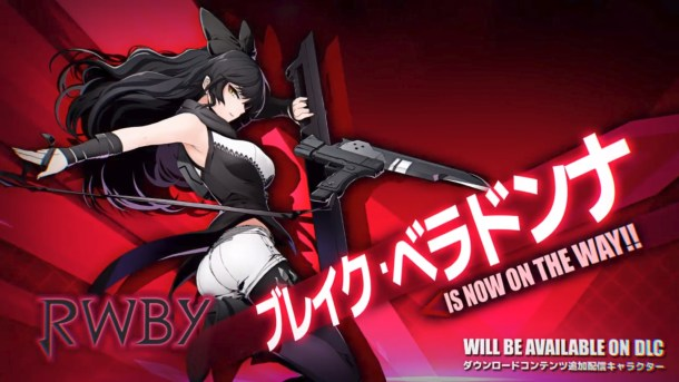 BlazBlue Cross Tag Battle Blake reveal