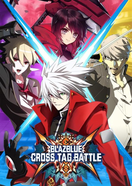 BlazBlue Cross Tag Battle LE art