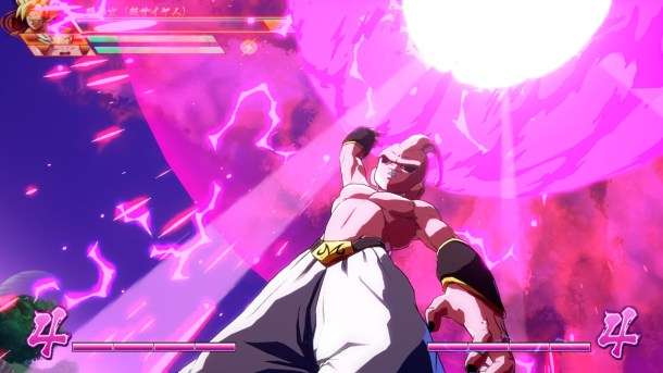 Dragon Ball FighterZ Kid Buu Planet Burst