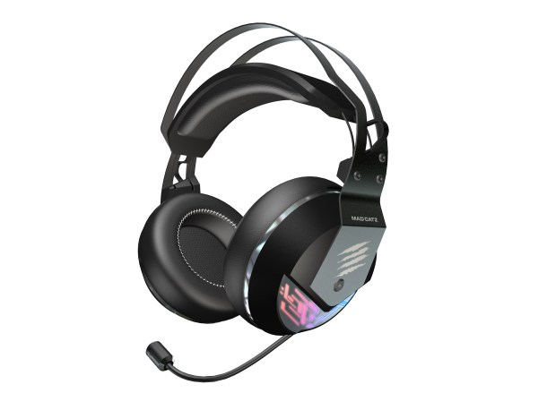 Mad Catz | F.R.E.Q.4 gaming headset