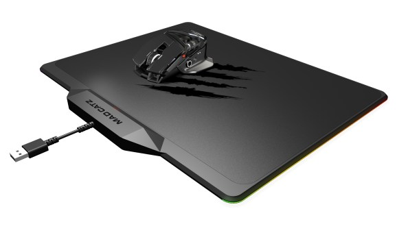 Mad Catz | G.L.I.D.E.™ gaming surface