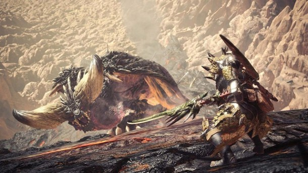 Monster Hunter World | Nergigante