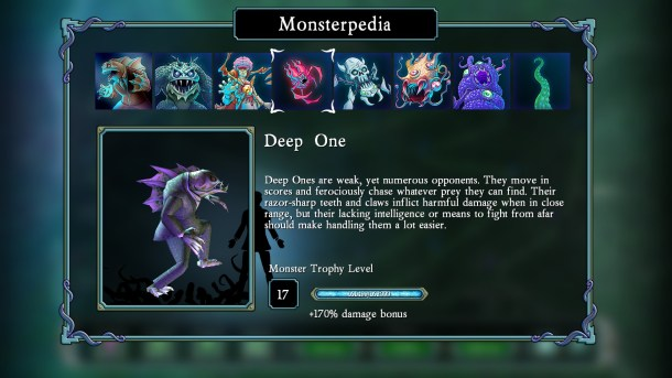 Tesla vs Lovecraft | Monsterpedia