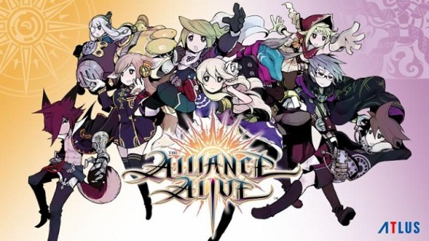 Nintendo Download | The Alliance Alive
