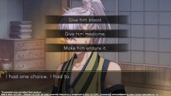 Hakuoki edo blossoms screenshot5