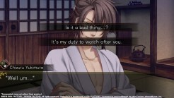 Hakuoki edo blossoms screenshot8