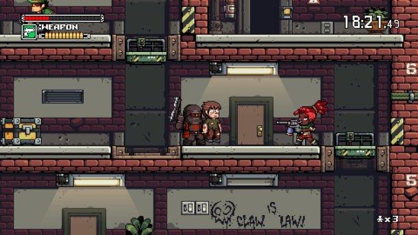 Mercenary Kings Reloaded | Hostages