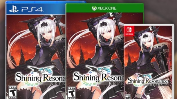 Shining Resonance Refrain | All physical releases