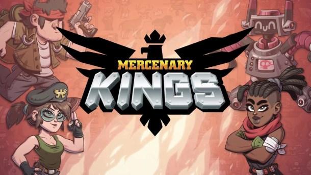 Nintendo Download | Mercenary Kings Reloaded