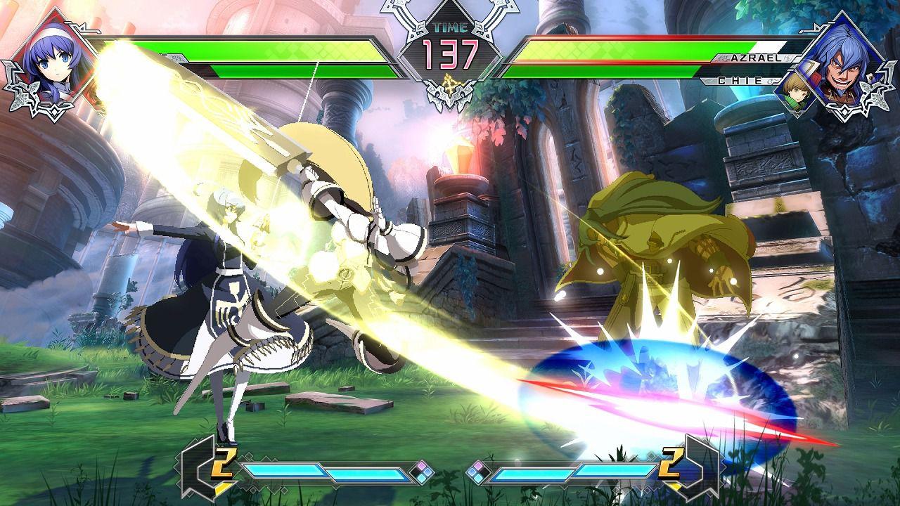BlazBlue Cross Tag Battle Orie 1