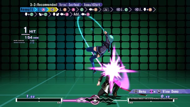 Under Night In-Birth Exe:Late[st] | Phonon in-mission