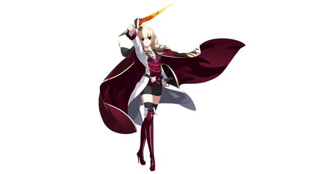 Under Night In-Birth Exe:Late[st] Wagner render