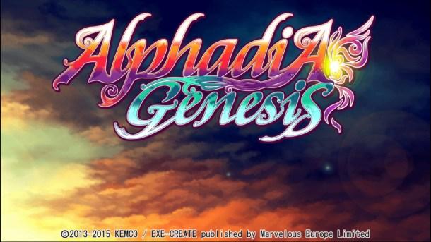 Alphadia Genesis   Boxart