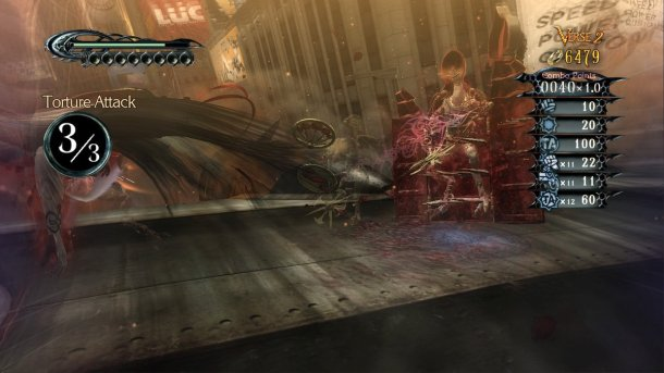 Bayonetta | Torture Attacks