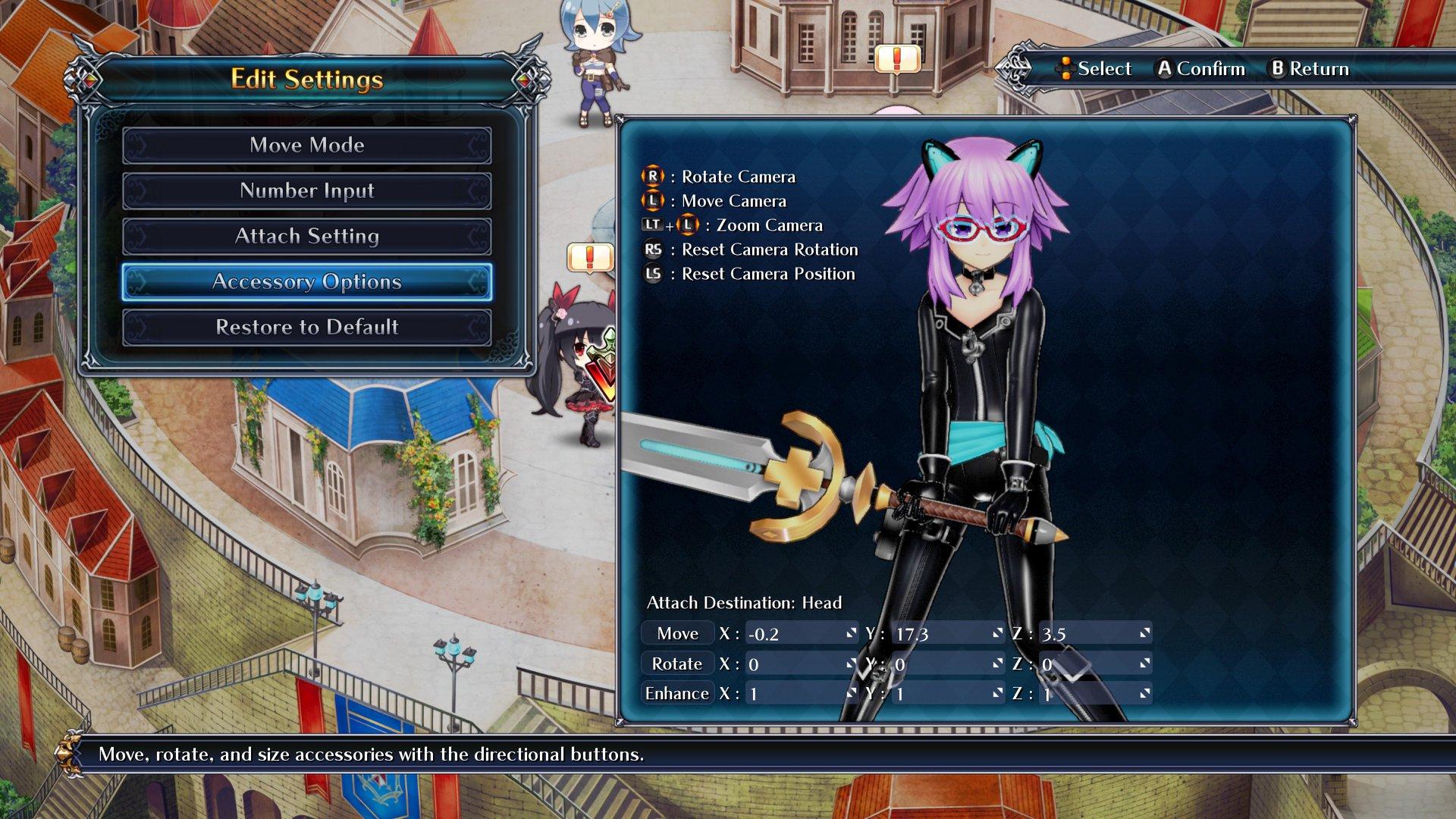 RE-REVIEW: Cyberdimension Neptunia 4 Goddesses Online - oprainfall