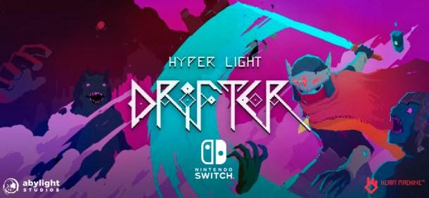 Hyper Light Drifter | Switch