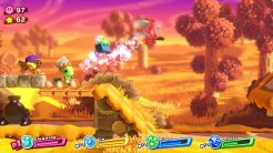 Kirby Star Allies | Cleaning Ability