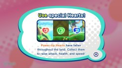 Kirby Star Allies   Power Up Hearts