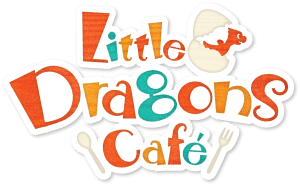 Little Dragon's Café | Logo