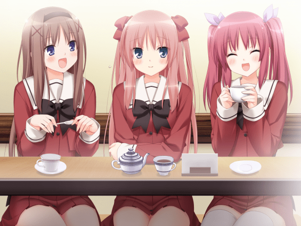 Maidens of Michael | Tea Time