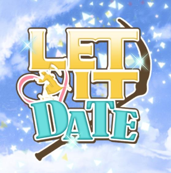 LET IT DATE | Title Art