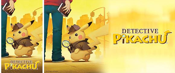 Nintendo Download | Detective Pikachu wallpaper