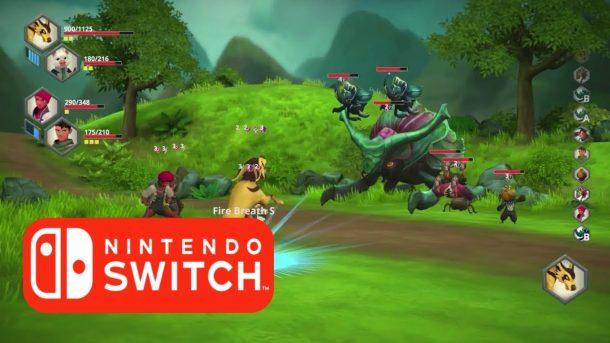 Nintendo Download   Earthlock