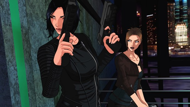 Nintendo Download | Fear Effect Sedna