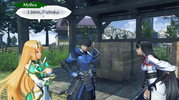Xenoblade Chronicles 2 DLC 1.3   New Heart-to-Heart