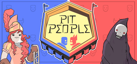Pit People | Logo