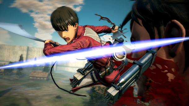Attack on Titan 2 | Special attack