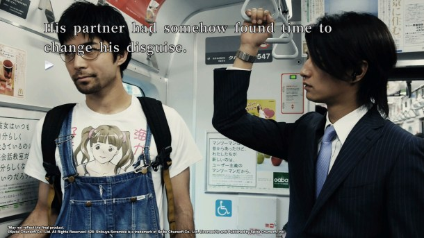 428: Shibuya Scramble | Graphics