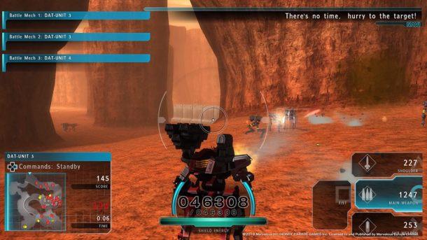 Assault Gunners HD Edition | Boom