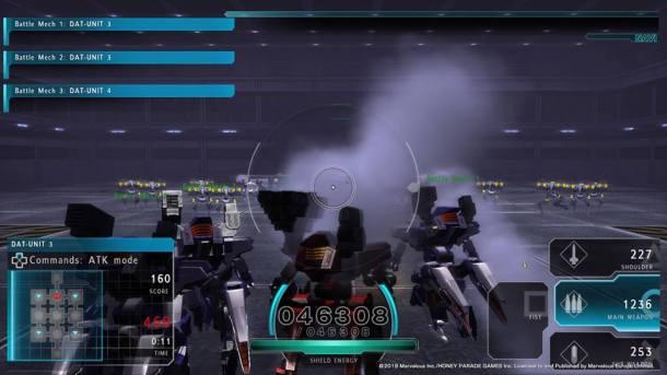 Assault Gunners HD Edition | Combat