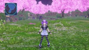 Megadimension Neptunia VIIR | Forest
