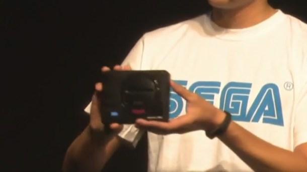 SEGA Fes | Mega Drive Mini