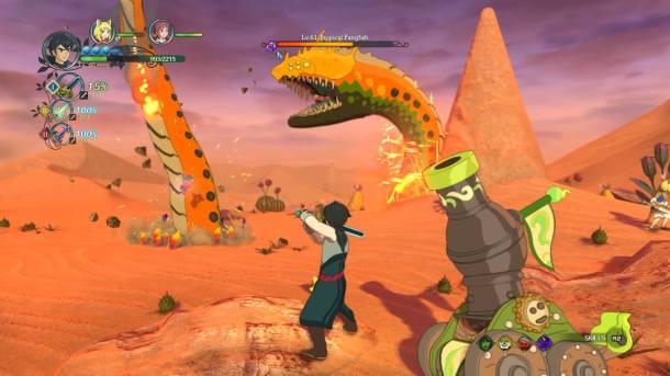 Ni No Kuni 2 | Real Time Combat