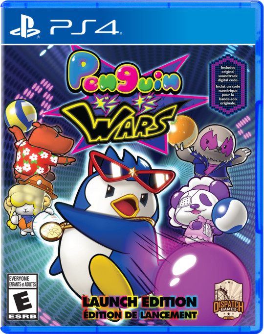 Penguin Wars | PS4