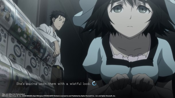 STEINS;GATE ELITE | Scenes