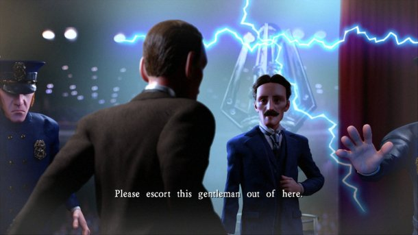 Tesla vs Lovecraft | Intro