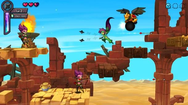 Shantae Costume Pack | Ninja Shantae