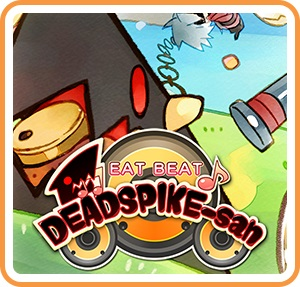 Eat Beat Dead Spike-san | eShop icon